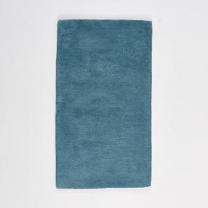 Коврик прикроватный из хлопка с ворсом Renzo La Redoute Interieurs. Цвет: антрацит,бирюзовый,горчичный,светло-серо-коричневый,сине-зеленый,экрю