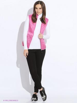 Жилет EA7. Цвет: розовый