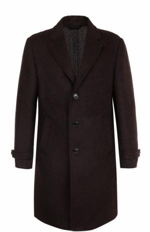 Однобортное шерстяное пальто Ermenegildo Zegna 266005/4DB5S0