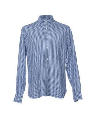 Pубашка DANOLIS per SCAGLIONE CITY. Цвет: синий