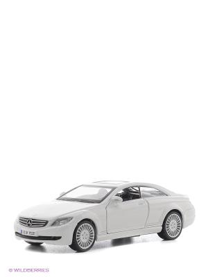 1:32 BB Машина Mercedes Benz CL-550 металл. Bburago. Цвет: белый