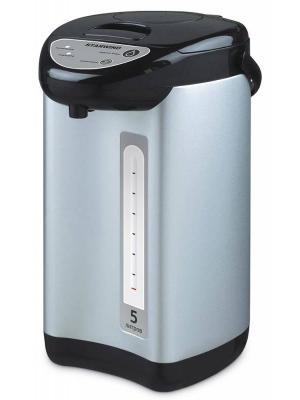 Термопот Starwind STP5181 5л. 750Вт черный/серебристый. Цвет: черный