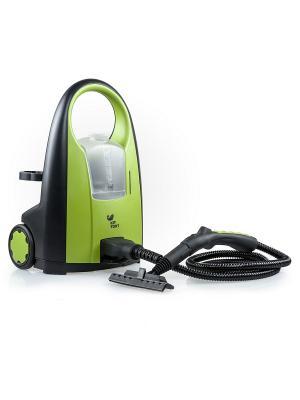 Пароочиститель КТ-903, 2000 Вт Kitfort. Цвет: зеленый