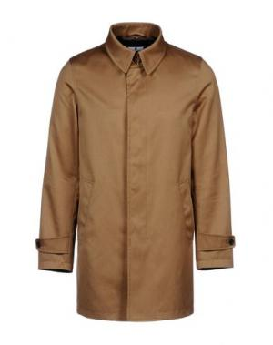 Легкое пальто 8. Цвет: светло-коричневый