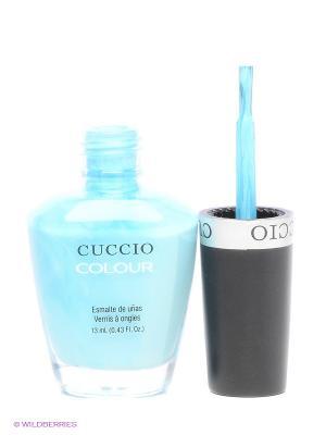 Лак Breacfast In Nic CUCCIO COLOUR. Цвет: голубой