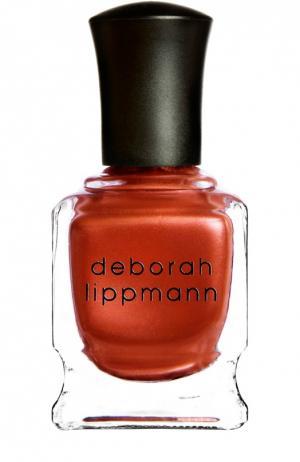 Лак для ногтей Brick House Deborah Lippmann. Цвет: бесцветный