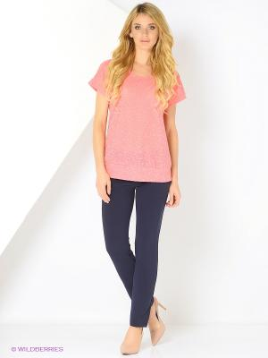 Джемпер KTF Collection. Цвет: бледно-розовый