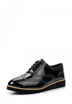 Ботинки VH. Цвет: черный