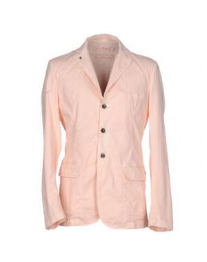 Пиджак AR AND J. Цвет: светло-розовый