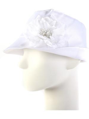 Шляпа Stillini. Цвет: белый