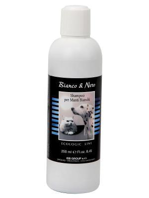 Шампунь для белой шерсти 0,25 л ЧБ3430 Iv San Bernard. Цвет: черный