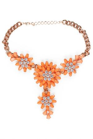 Ожерелье Nothing but Love. Цвет: оранжевый