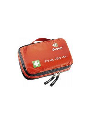 Аптечка Deuter 2016-17 First Aid Kit - EMPTY papaya. Цвет: оранжевый