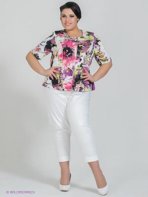 Жакет Silver-String. Цвет: розовый, черный, салатовый