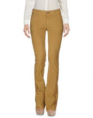 Повседневные брюки CIMARRON. Цвет: хаки