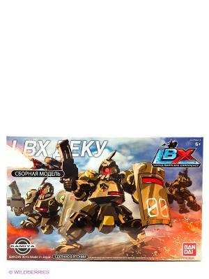 LBX Сборная модель Деку. Цвет: коричневый, синий