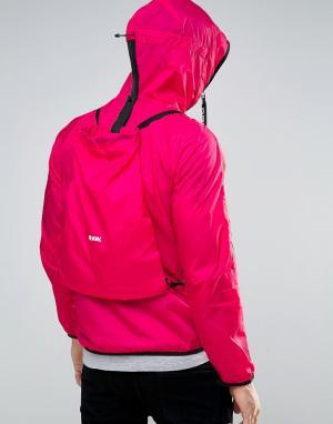 G-Star Куртка со спортивной сумкой Strett. Цвет: розовый