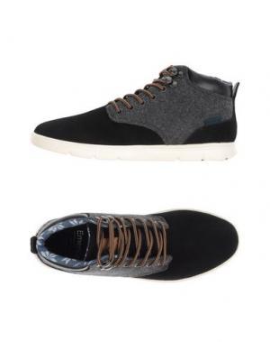 Высокие кеды и кроссовки EMERICA. Цвет: черный