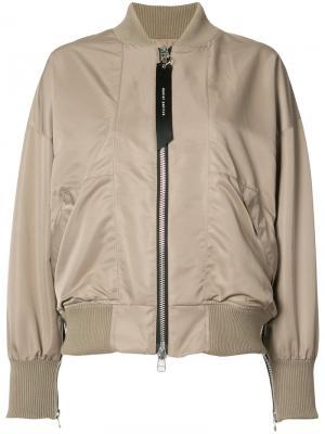 Куртка-бомбер Heroine II Daniel Patrick. Цвет: телесный