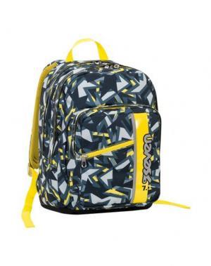 Рюкзаки и сумки на пояс SEVEN. Цвет: серый