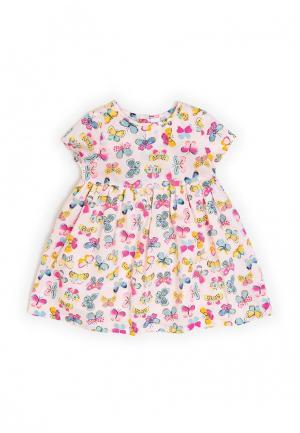 Платье Maloo. Цвет: розовый