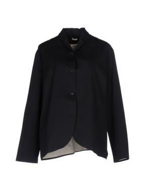 Пиджак A.B APUNTOB. Цвет: темно-синий