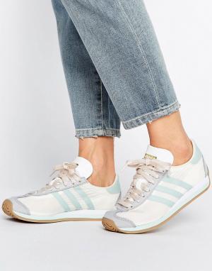 Adidas Кроссовки Country OG. Цвет: белый