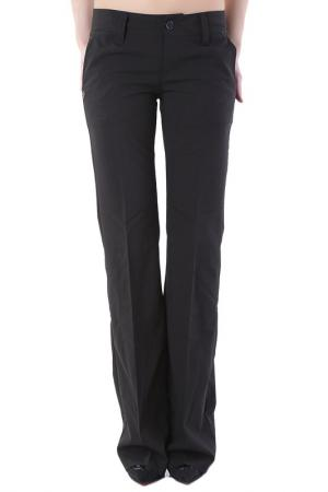 Trousers Fornarina. Цвет: black