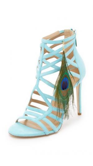 Tamara Mellon. Цвет: голубой