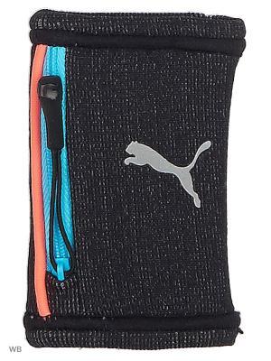 Кошелек PR Womens Wrist Pocket PUMA. Цвет: черный