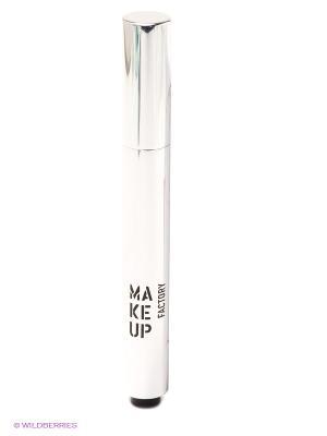 Светоотражающий консилер т1 бежевый Make up factory. Цвет: бежевый, серебристый