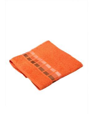 Полотенце Migura. Цвет: оранжевый