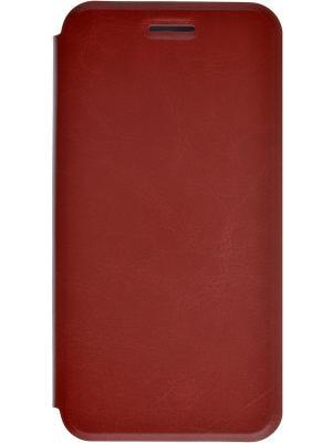 Кейс-книжка для Asus Zenfone C (ZC451CG) skinBOX. Цвет: красный