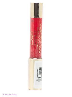 Помада-бальзам Crystallic Luminous Lip Color, тон 24 GA-DE. Цвет: красный
