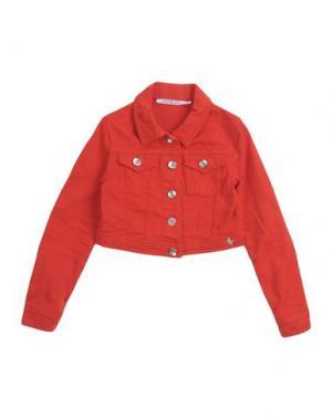 Джинсовая верхняя одежда L:Ú. Цвет: красный