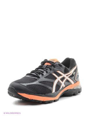 Спортивная обувь GEL-PULSE 8 G-TX ASICS. Цвет: черный, серый, оранжевый