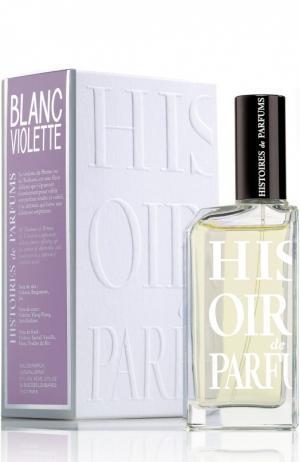 Парфюмерная вода Blanc Violette Histoires de Parfums. Цвет: бесцветный