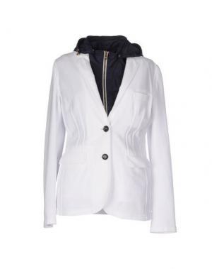 Пиджак ALLEGRI. Цвет: белый