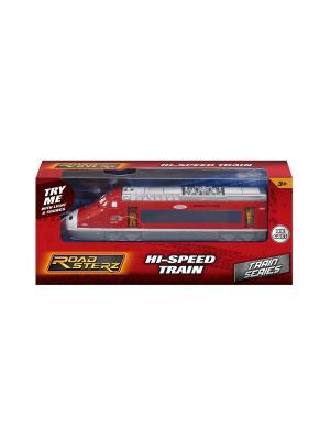 Скоростной поезд  Roadsterz Токийский экспресс HTI. Цвет: красный
