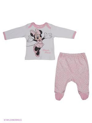 Комплект одежды Linas Baby. Цвет: розовый