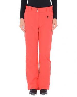 Лыжные брюки RH+. Цвет: красный