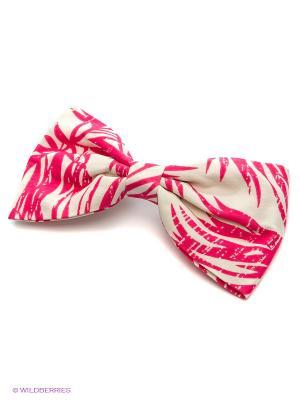 Заколка Bijoux Land. Цвет: молочный, розовый