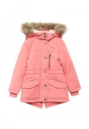 Куртка утепленная Modis. Цвет: розовый