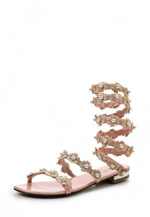 Сандалии Sweet Shoes. Цвет: розовый