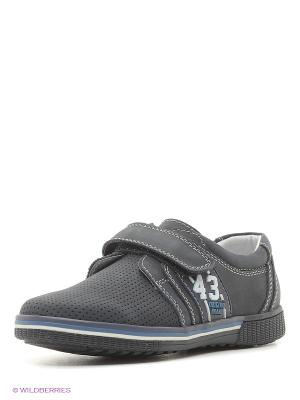 Ботинки El Tempo. Цвет: антрацитовый, серый, бронзовый