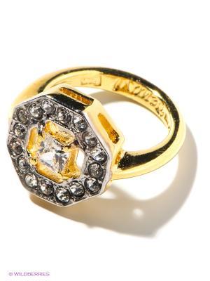 Кольцо Jenavi. Цвет: золотистый, серебристый