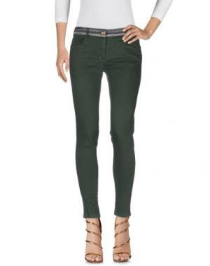 Джинсовые брюки COAST WEBER & AHAUS. Цвет: зеленый
