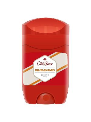 Твердый дезодорант Kilimanjaro 50мл OLD SPICE. Цвет: красный