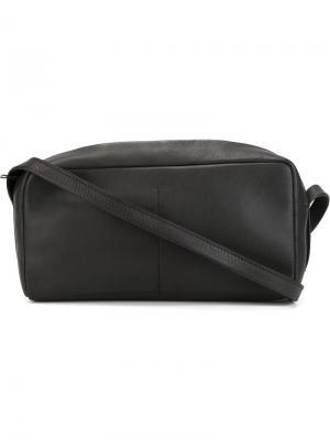 Маленькая сумка на плечо Ayako Isaac Reina. Цвет: чёрный