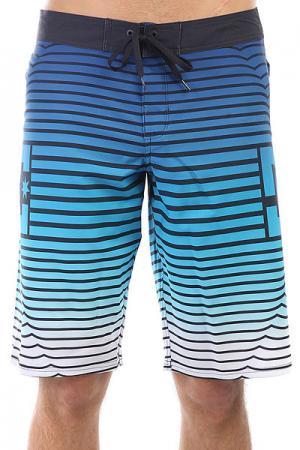 Шорты пляжные DC Stroll It 22 Sodalite Blue Shoes. Цвет: синий